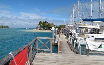 Musket Cove Regatta Fiji 2018