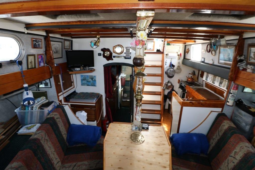 Samson C-Breeze, Pilothouse Ketch    Open Ocean Marine
